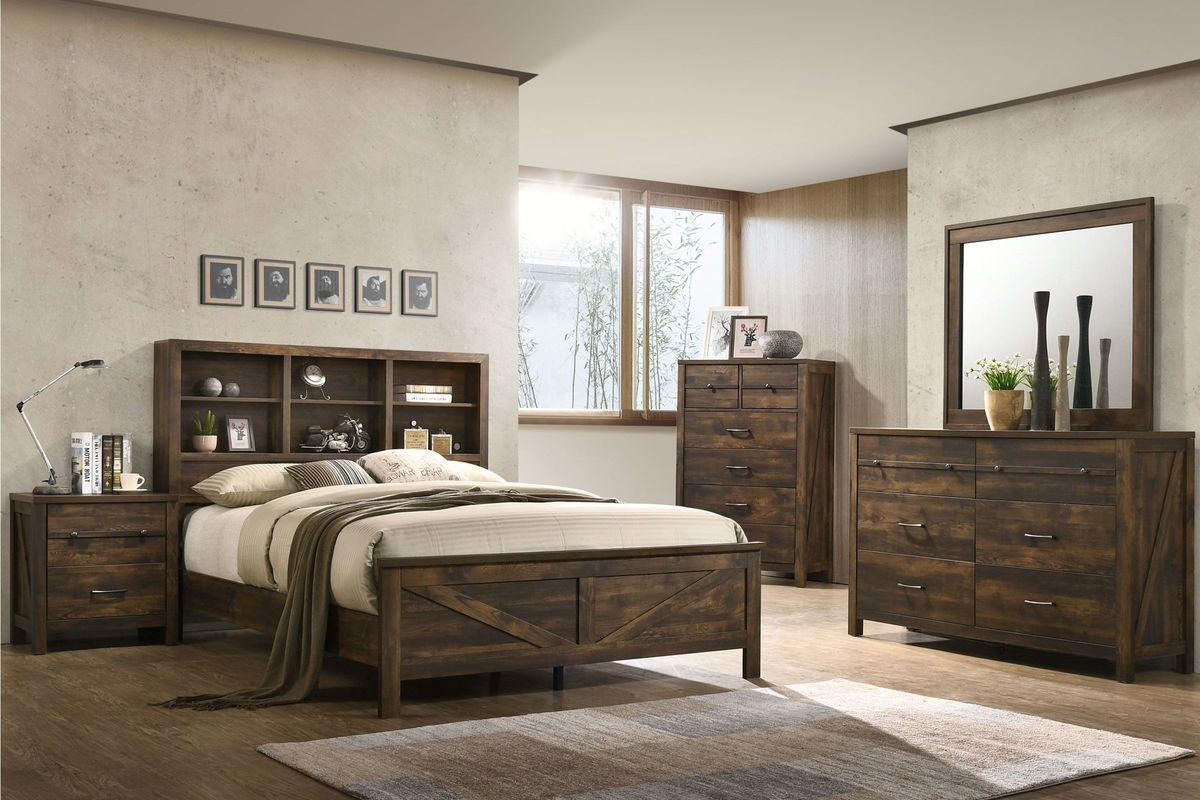 Hayfield 5Piece King Bedroom Set from GardnerWhite