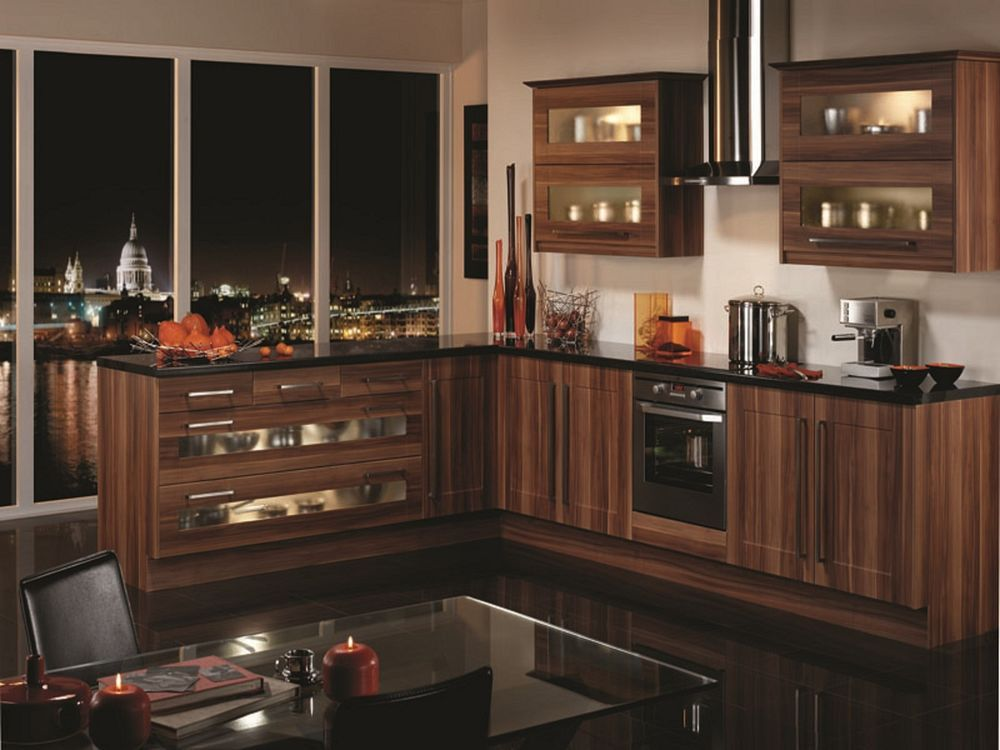B&q Plum Style Shaker Replacement Kitchen Cupboards Doors Adorable Bandq Kitchen Design Decorating Inspiration