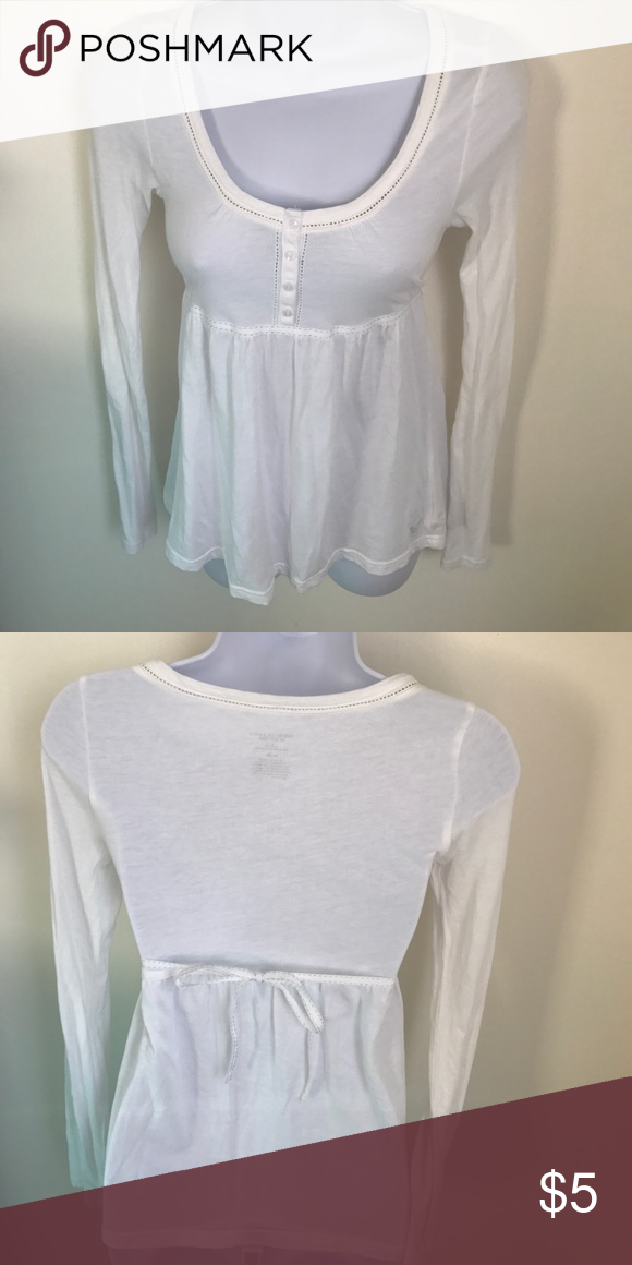 Tie-Back Top Excellent Condition American Eagle Outfitters Tops