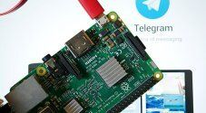 Controlling your Raspberry Pi with Telegram CLI #logicboard