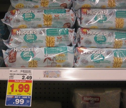 KROGER: FREE Huggies Wipes!!! Time to stock up     be sure
