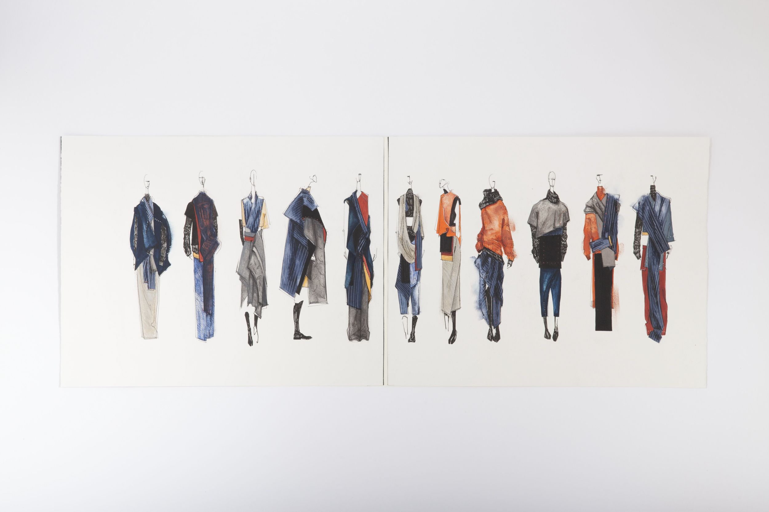 Fashion Student Portfolio