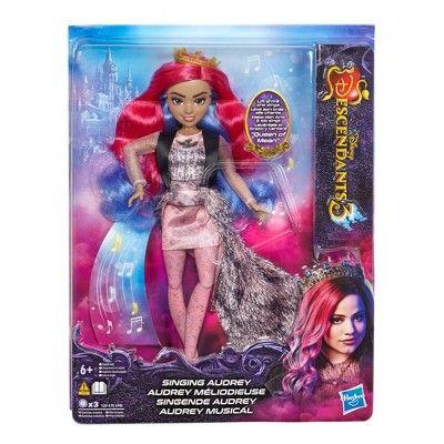 Disney Descendants 3 Audrey Singing Doll New
