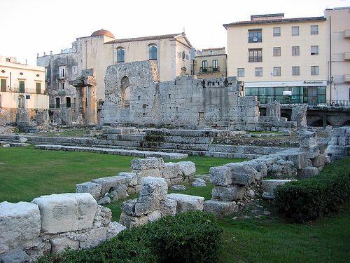 Siracusa, Sicily.