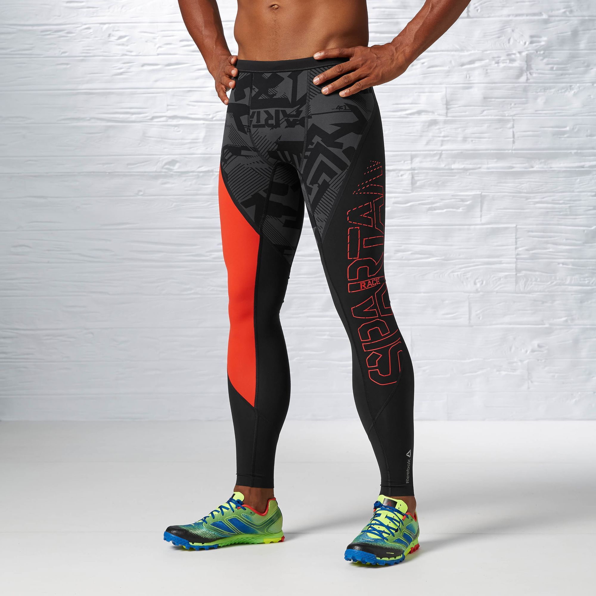 Reebok - Reebok Spartan Compression Tight Deporte Recreativo 5b4c869d2febc