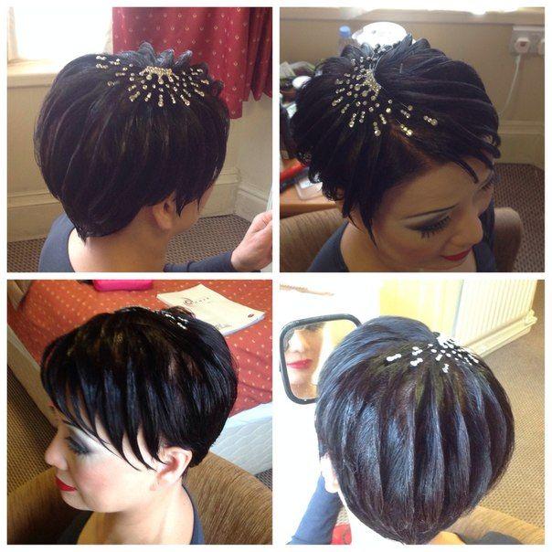 Pin By BallroomGuide On Ballroom Hair, Makeup, And