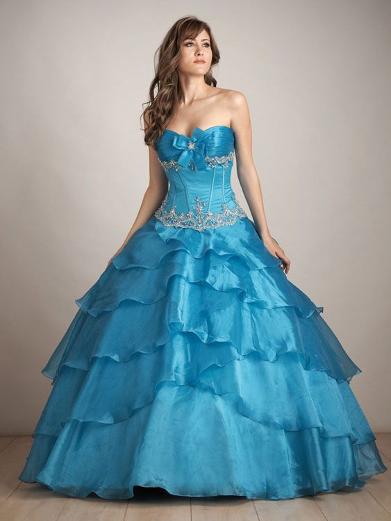 10 Best images about Beautiful Gowns on Pinterest  Evening ...