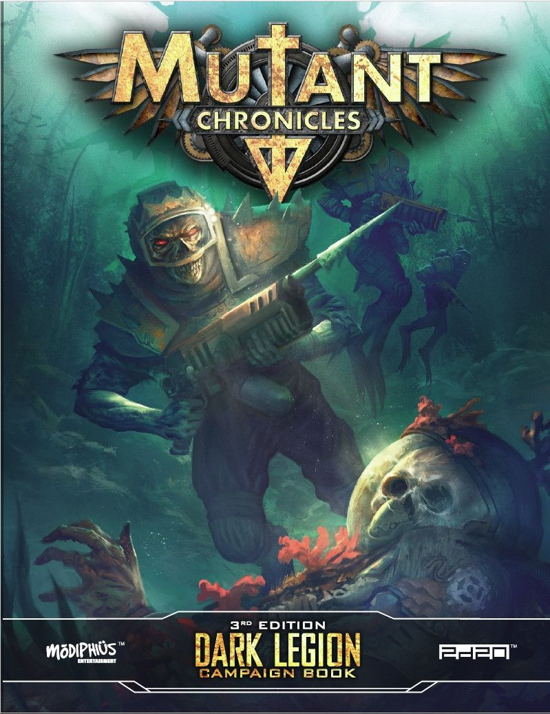 Mutant Chronicles Rpg Pdf