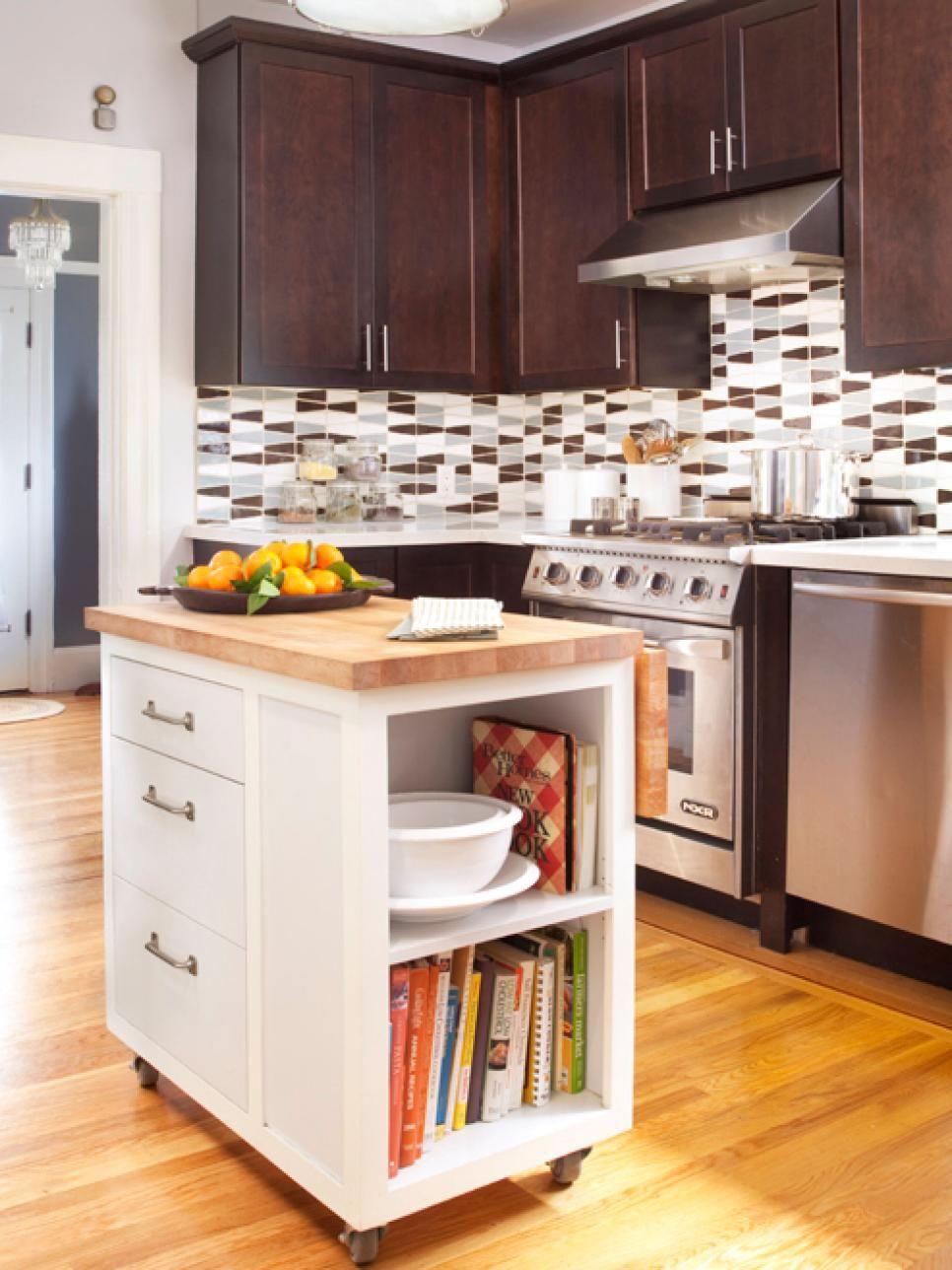 19 Kitchen Cabinet Storage Systems | DIY Kitchen Design Ideas - Kitchen Cabinets, Islands, Backsplashes | DIY