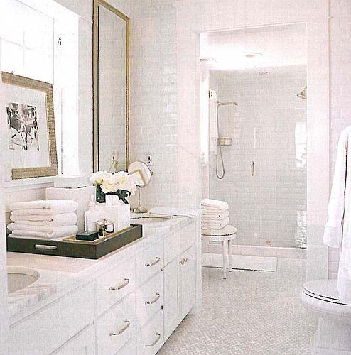 david jimenez bathroom all white bathroom classic on bathroom renovation ideas white id=94313