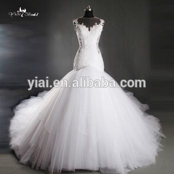 Popular Bride In A Hurry Express wedding dress Convertible wedding dress Ivory Tulle skirt wedding belt robe de mariage Express robe de mariage