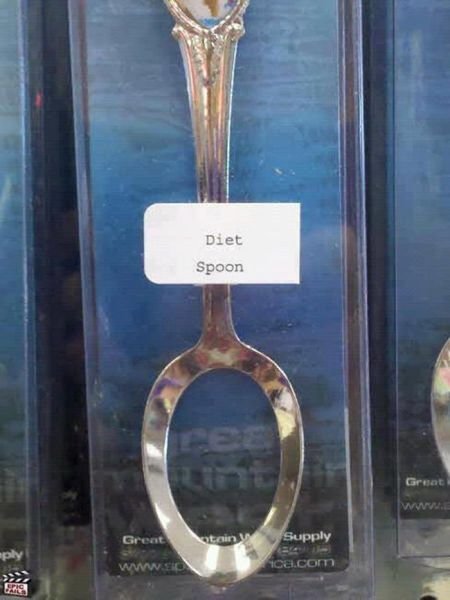 #diätlöffel #diet spoon