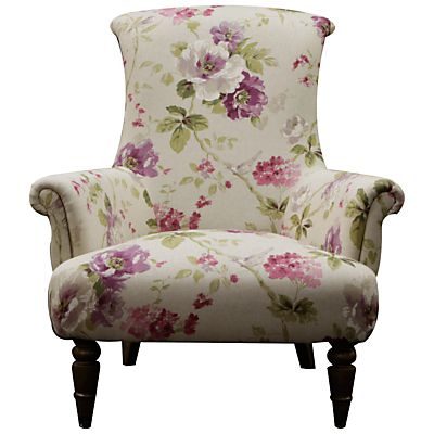 Buy John Lewis Asquith Chair, Linosa Heather online at JohnLewis.com - John Lewis