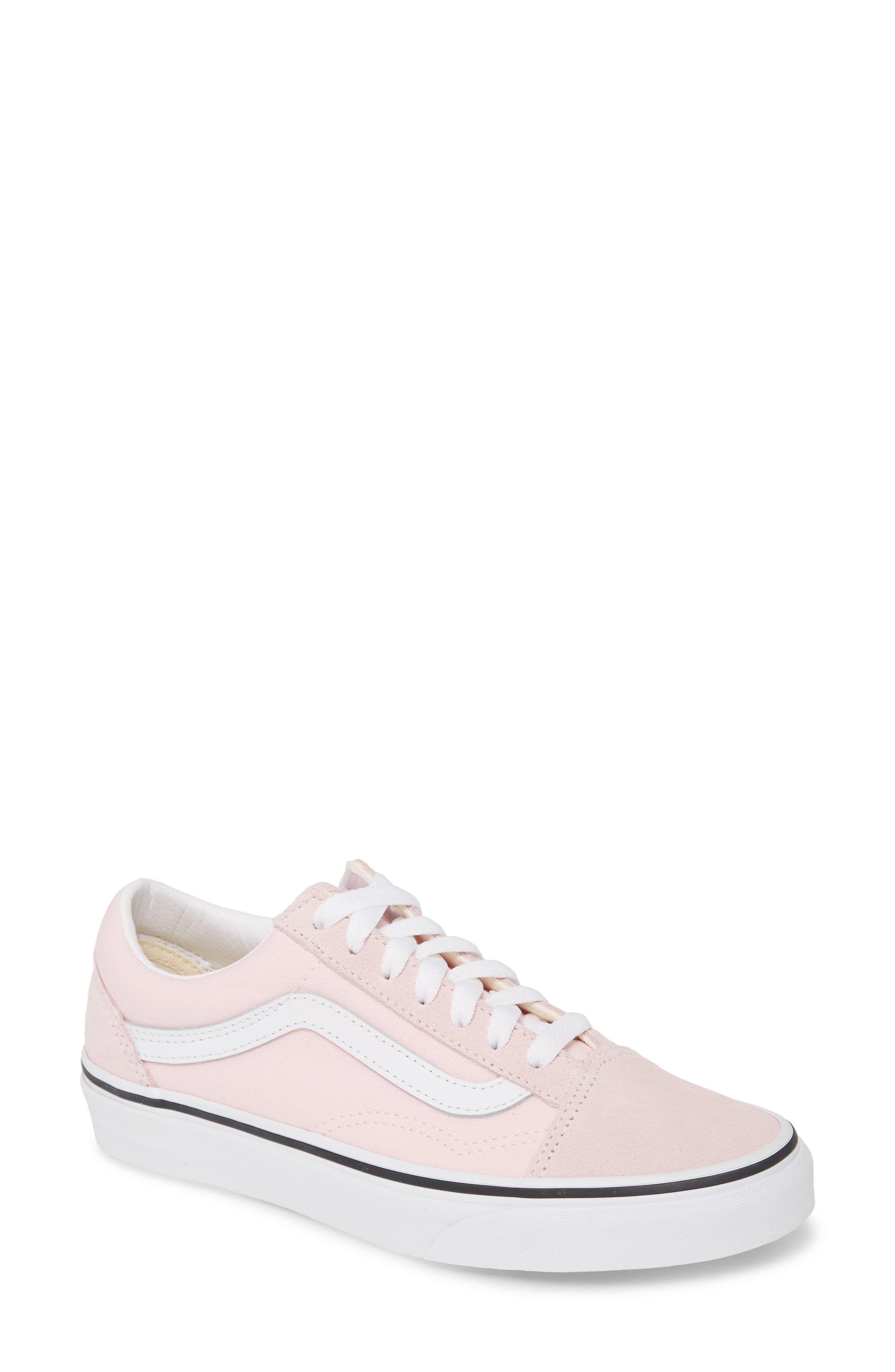 vans donna rosa