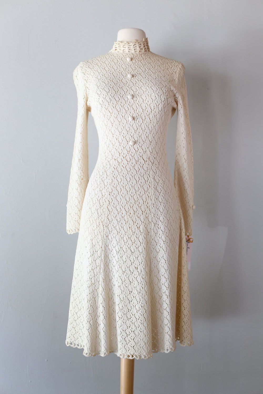 Love story dress s wedding dress vintage por deargolden