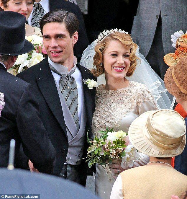 Thibaut bowman wedding hairstyles