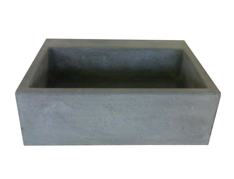 Lavelli da esterno in cemento boiserie in ceramica per bagno for Lavandini da esterno leroy merlin