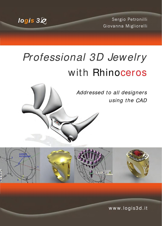 Professional 3D Jewelry with Rhinoceros | Rhino generative