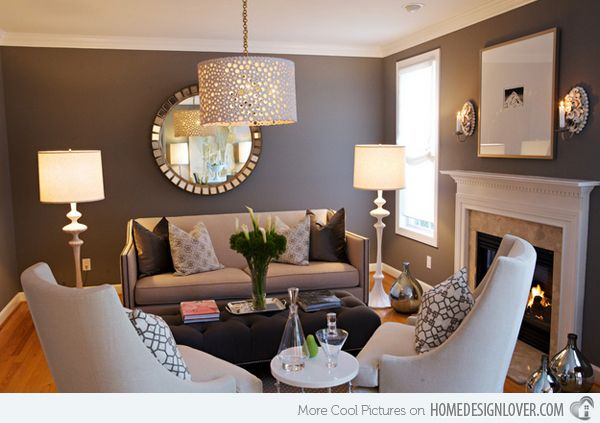 A Stunning Collection Of 20 Living Room Decor Ideas