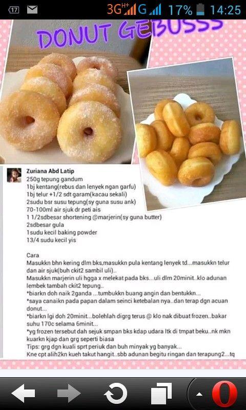Pin oleh Diana Johari di Breads | Resep masakan, Cemilan ...