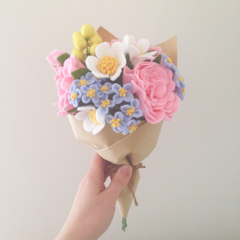 Felt flowers by dear may fabulous felt pinterest felt flowers felt flowers by dear may izmirmasajfo