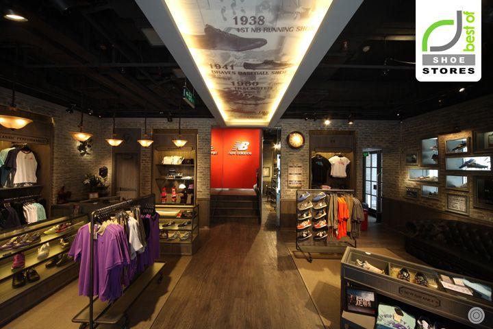 new balance shoe store