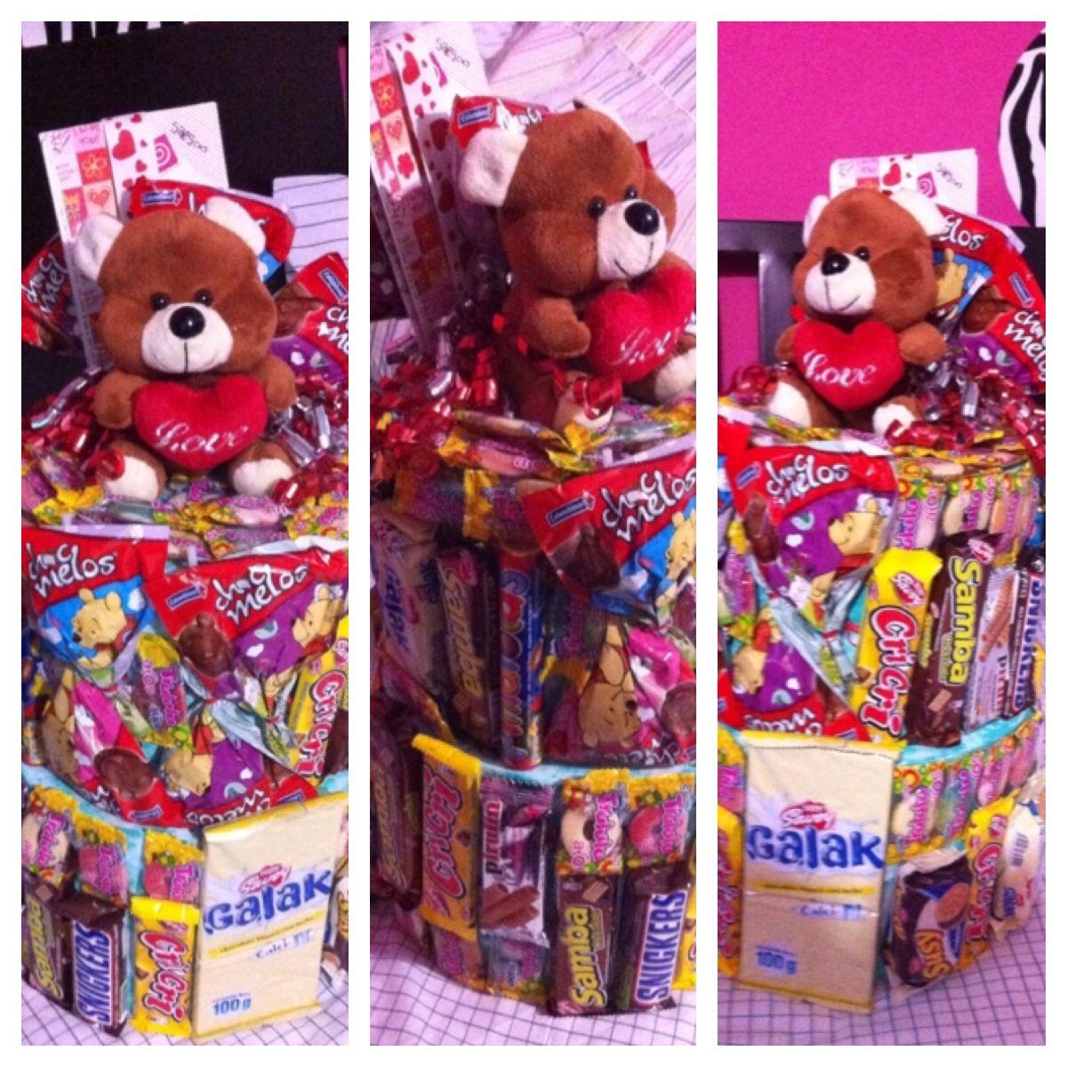 Mi regalo de san valent n para mi novio hecho por mi - Regalos especiales para san valentin ...