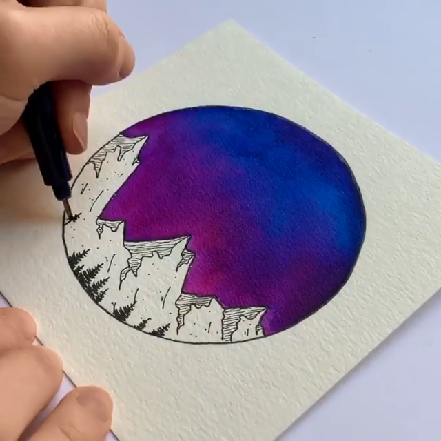 Watercolor Starter Gift Set-8pcs