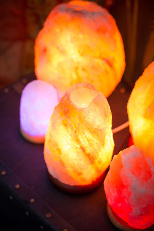 Aromatherapy Salt Lamp