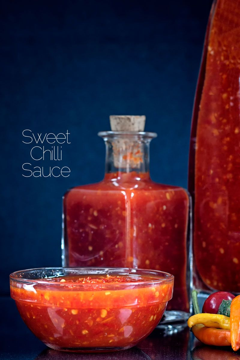 Simple Spicy Sweet Chilli Sauce Recipe In 2021 Sweet Chilli Sauce Sweet Chilli Sauce Recipe Sweet Chilli