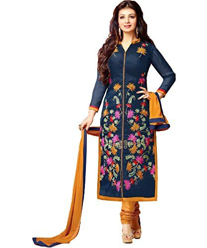 4ad93c44d5 chakudee by blue cotton drees material,Designer Patiala Suits,Embroidery  Dress,Dress matrial,Cotton Suits,Womens Ethnic Wear,Punjabi suits,Heavy  Dress ...