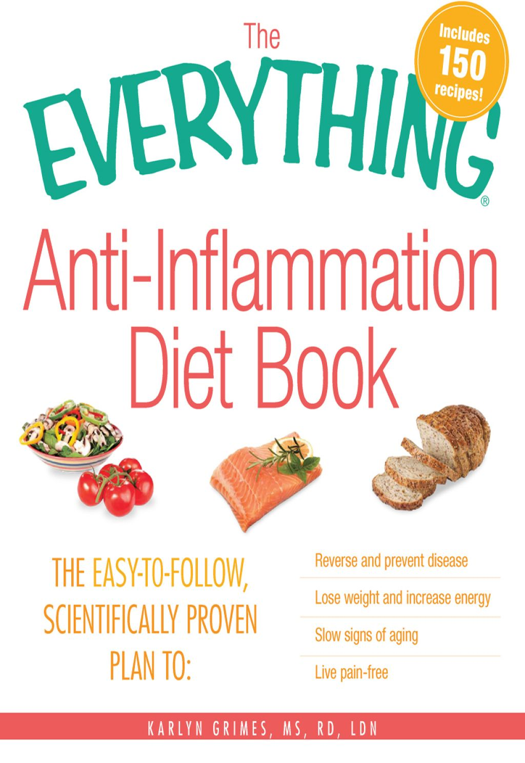 The Everything Anti Inflammation Diet Book Ebook Inflammation