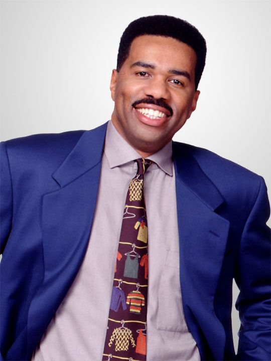 steve harvey american actor comedian entertainer
