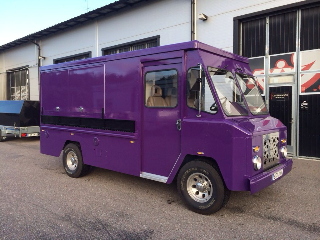 Food Truck Built By Nakabse For Lofbergs Lila
