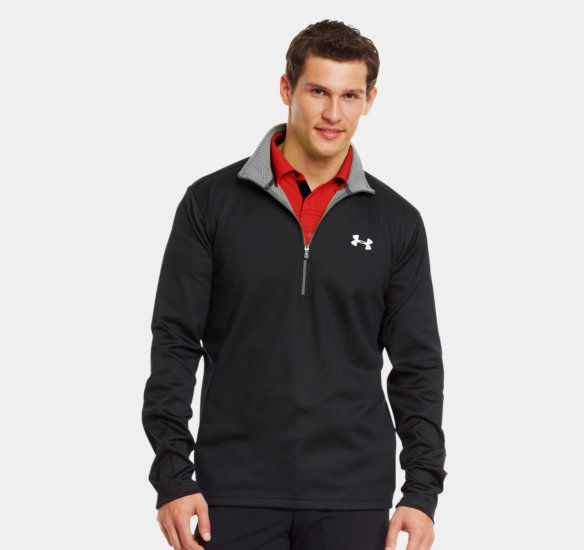 9aeeb01f4b Men's ColdGear® Infrared Thermo Golf ½ Zip | Under Armour US ...