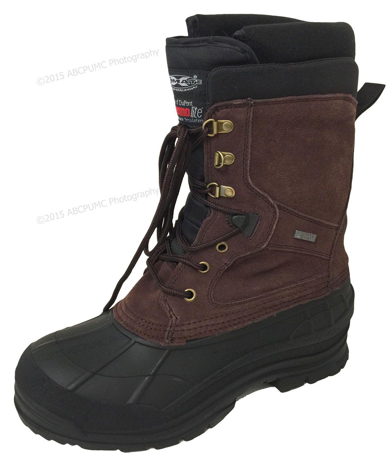 afe902c08 Mens Winter Boots 10