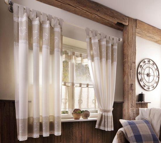 charmant ideen f r wohnzimmer gardinen modern. Black Bedroom Furniture Sets. Home Design Ideas