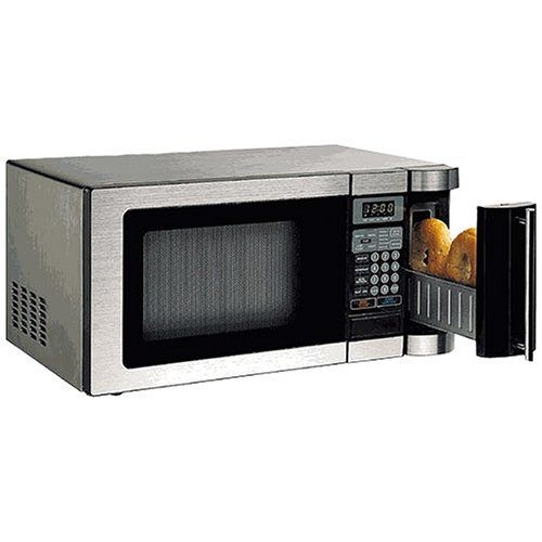 Daewoo Kog867t9 1000 Watt 0 9 Cu Ft Compact Microwave Oven With