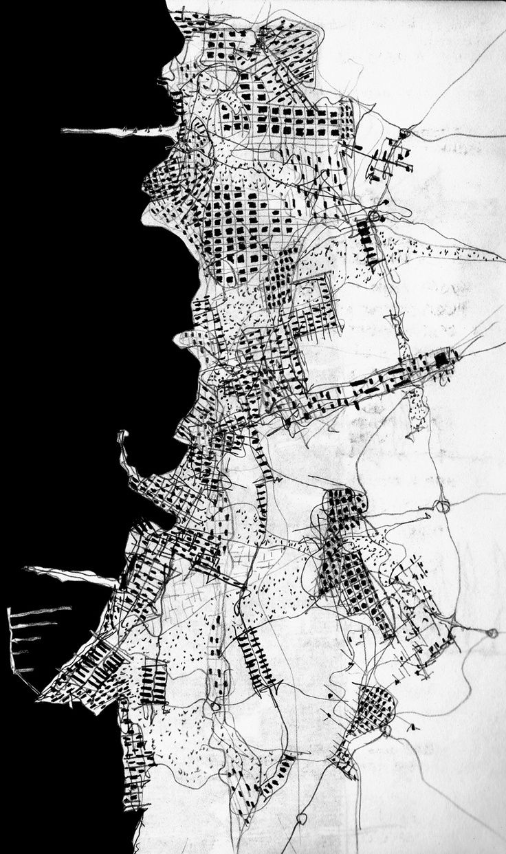 Fabio Alessandro Fusco Abstract B W 45 3 Art Pinterest Diagramacion Arquitectura