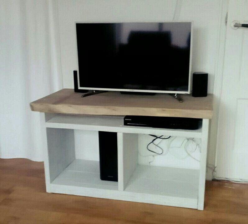 Beuken Tv Meubel.Tv Meubel Met Beuken Blad Van Customthijs Made By Customthijs