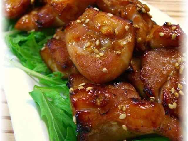 簡単♪中華風・鶏もも肉のオーブン焼の画像