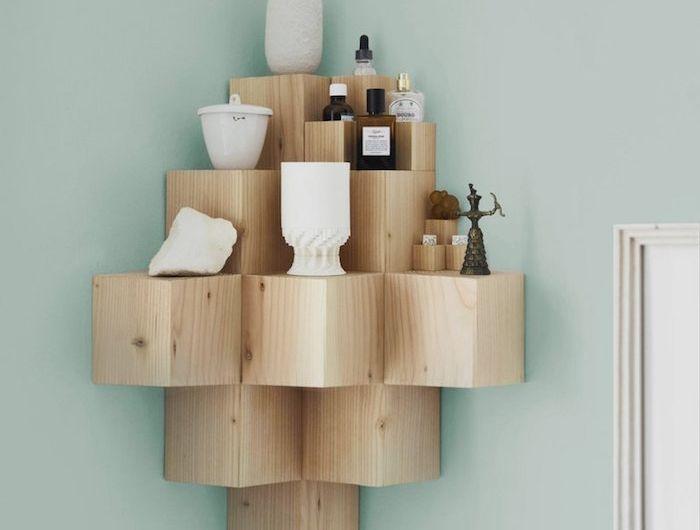 1001 Idees Activite Etagere Angle Etagere Design Et