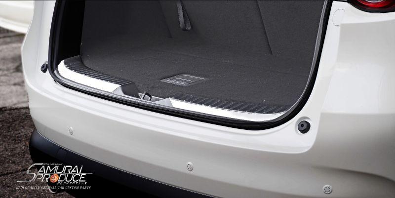 Cx 8 ラゲッジ スカッフプレートシルバー 2p マツダ Cx 8 Kg系 Mazda カスタムパーツ ドレスアップ アクセサリー 予約