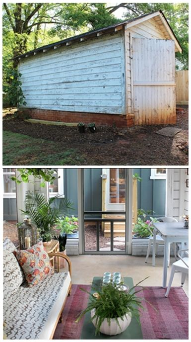 Convert An Old Shed Into A Screened Room Homesteading   The Homestead  Survival .Com
