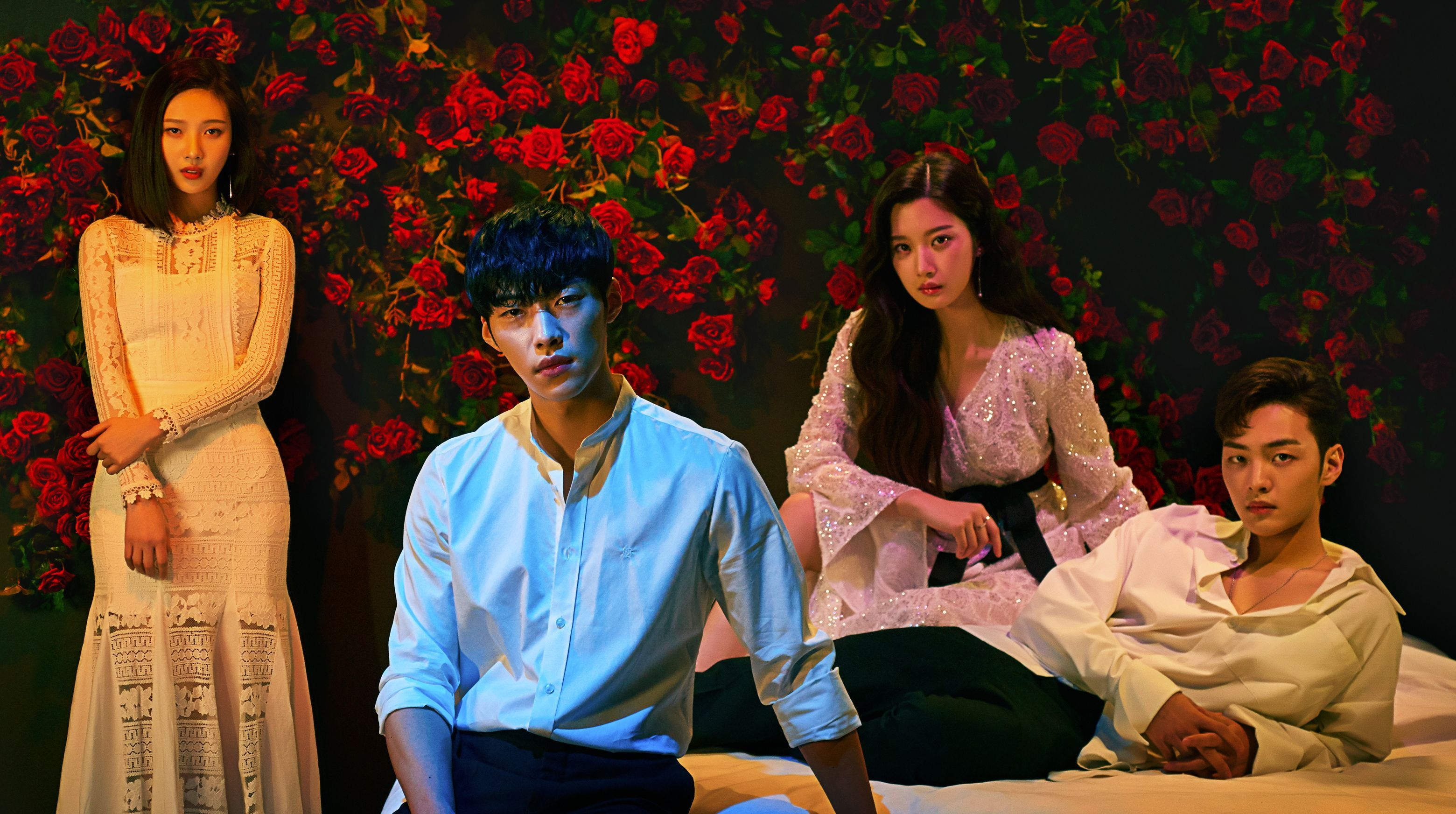 Many People Wish To Be The Great Tempter Who Has Power Over Love However Once They Actually Experience Love They Begin To Understa Kdrama Drama Korean Drama