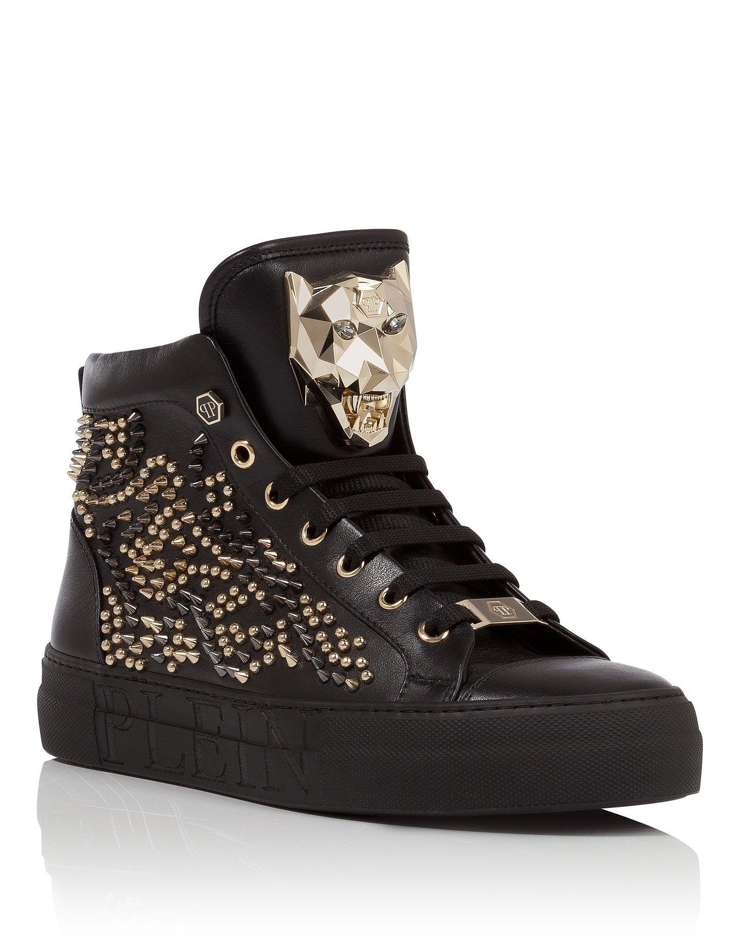 7ca31e3587 PHILIPP PLEIN High Sneakers