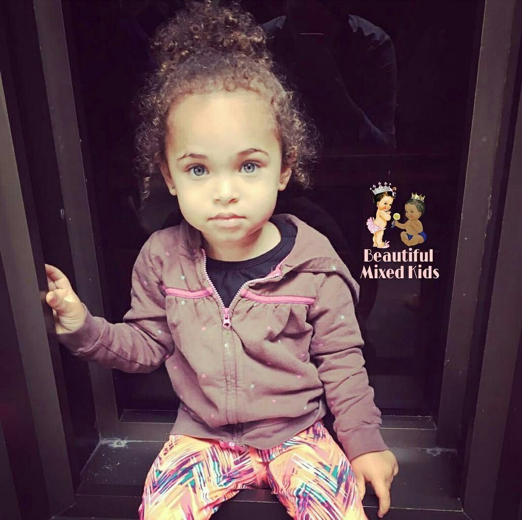 Nellisa - 2 Years • Dominican & African American ❤