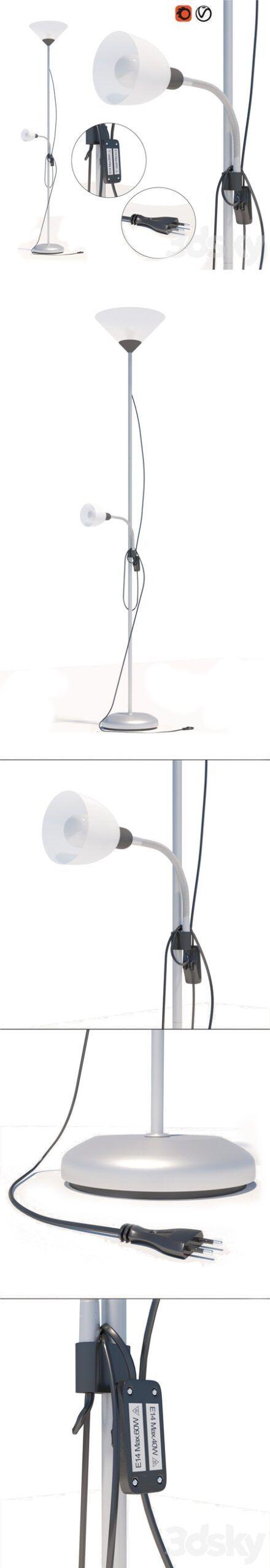 Leroy Merlin Basic Floor Lamp With Reading Lamp Basic Floor Lamp Reading Lamp Floor Lamp