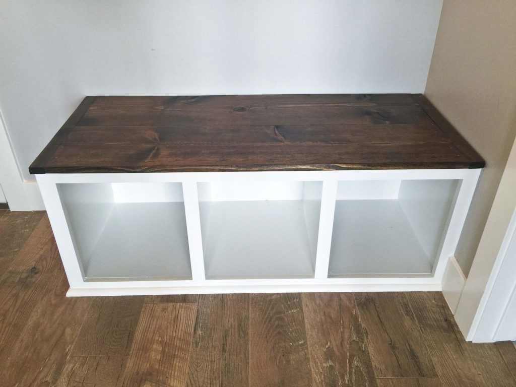 Storage Bench Ideas Diy Mudroom Bench Ideas For The House Kitchen Storage Bench