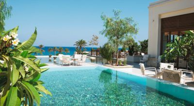 A luxury hotel of timeless elegance in Greece for your wedding.